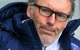 Blanc will continue as PSG coach next season, insists president