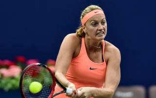 No 'concrete date' for Kvitova's WTA Tour return