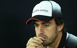 Alonso unsure of Chinese GP participation