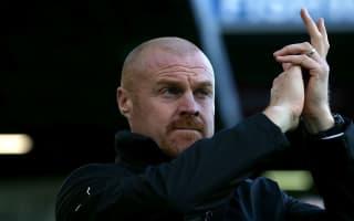 Dyche hails 'deserved' Burnley win