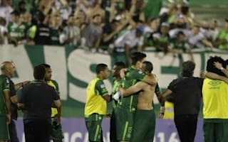 Brazilian football team Chapecoense's plane crashes in Colombia