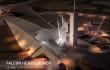 SpaceX programa su próxima misión histórica con el Falcon Heavy para noviembre
