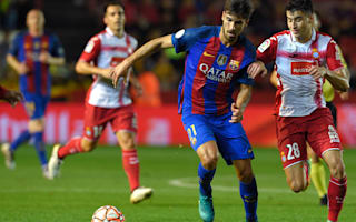 Barcelona downed by Espanyol in Supercopa