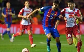 Barcelona downed by Espanyol in Supercopa