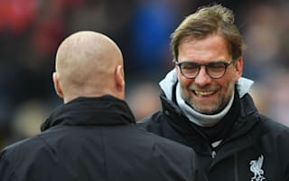 Klopp hails first 'ugly' win as Liverpool scrape past Burnley