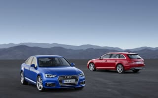 All-new Audi A4 revealed