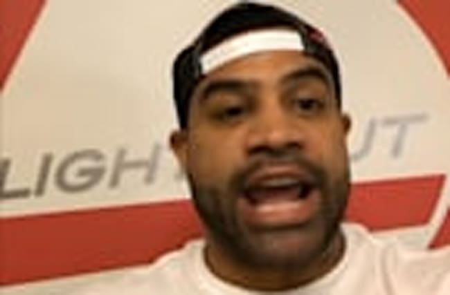 SHAWNE MERRIMAN -- BUYS NASCAR TEAM... Wants Black Kids Racing