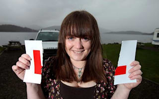 Hypnotherapy helps panicky learner pass driving test