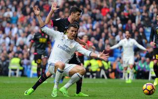 Ronaldo was not getting anxious, insists Zidane