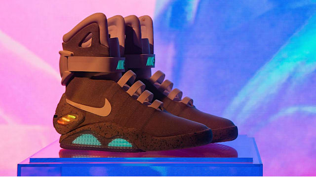The 2016 Nike Mag Raised $6.75 Million For Parkinson's Research