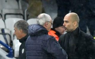 Ranieri's legacy safe despite Leicester sacking - Guardiola