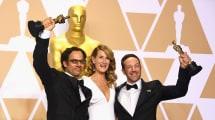 Y entonces Netflix ganó un Oscar