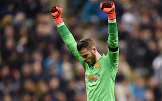 De Gea can be a great like Schmeichel - Steele