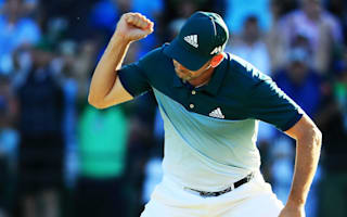 Sergio Garcia wins Masters in play-off with Rose