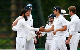 Moeen spins England to victory