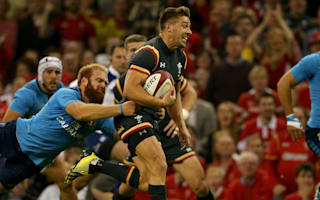 Webb called up to Wales squad ahead of England clash