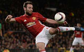 Europa League the priority for United's Mata as EFL Cup final looms