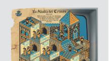 Correos presenta el sello de 'La Abadía del crimen'