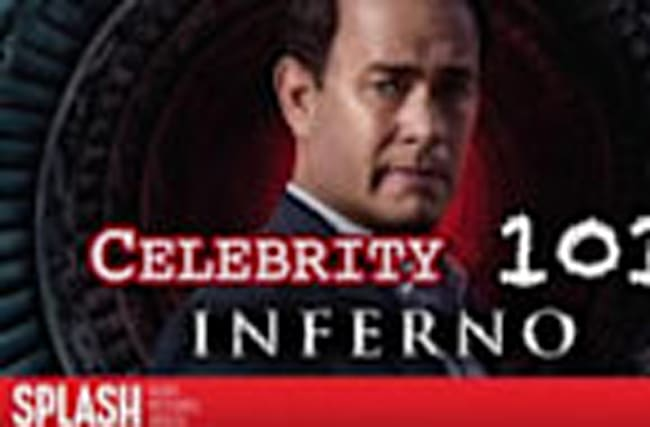 Celebrity 101 - Film School: Inferno