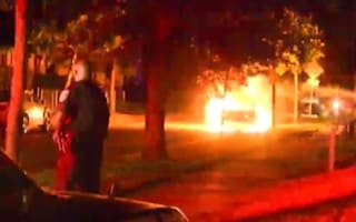 A man was shot in Milwaukee streets during a second night of protesting
