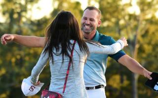 Garcia revels in 'special' Masters win on Seve landmark