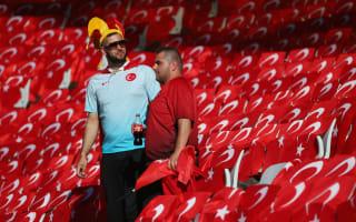 Turkey launches Euro 2024 bid