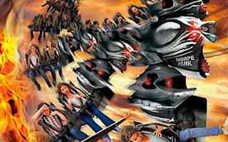 Thorpe Park to open £18m post-apocalyptic ride in spring 2012