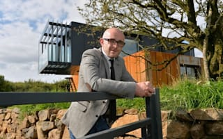 Grand Designs sneak preview: locals thought I was bonkers!