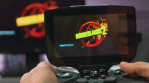 NVIDIA deja ver las capacidades de Project Shield con Borderlands 2