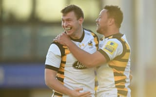 Wasps close in on Saracens with Worcester win