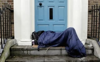 Sharp rise in private tenancy evictions
