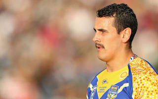 Panthers front-rower Campbell-Gillard suffers broken back
