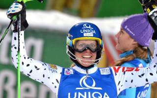 Velez Zuzulova surges to season's first FIS World Cup win