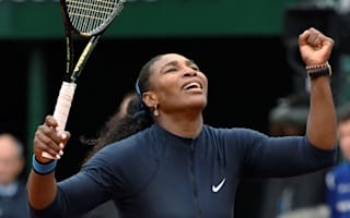 Relieved Serena expecting tough test from Bertens