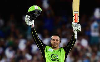 Khawaja fires Thunder into Big Bash final