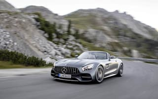 Mercedes reveals full specs of AMG GT and GT C Roadsters