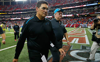 Rivera urges Panthers to refocus after winning streak is snapped