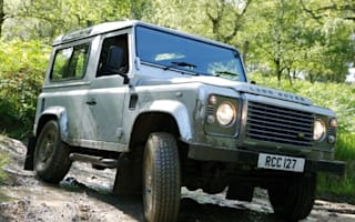 Original Land Rover to live on until 2017