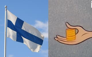Why are people in Finland getting paid to do nothing?