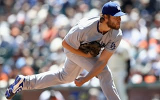 Kershaw dominates as Dodgers avoid sweep, Collins leads Tigers