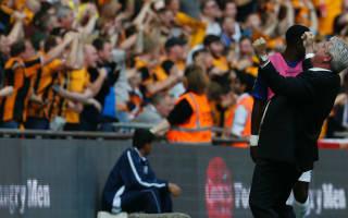 Bruce lauds Diame 'magic' as Hull seal Premier League return