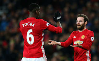 Pogba no machine like Messi or Ronaldo, says Mata