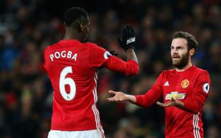 Pogba no machine like Messi or Ronaldo, says Mata