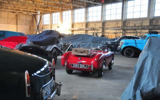Historit: 21st century car storage