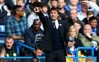 Chelsea boss Conte tells Spurs to ditch underdogs tag