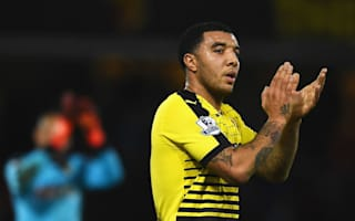 Deeney rules out Watford exit in January