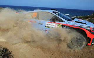 Neuville's Hyundai fined EUR50,000 for illegal windows