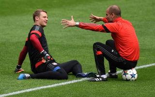 Guardiola era has been sensational - Neuer