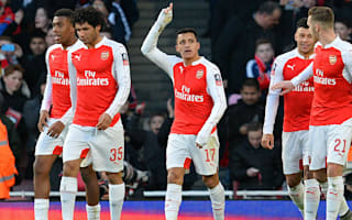 Arsenal 2 Burnley 1: Sanchez stars on return to starting line-up