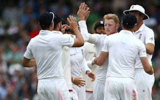 England retain command of Old Trafford Test